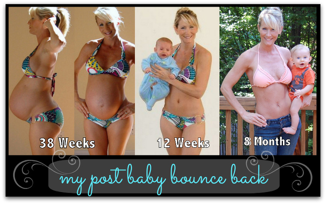 How much weight did you lose 2 weeks postpartum